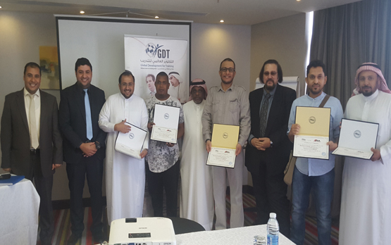 The conclusion of training programs in Dubai in cooperation with the Ministry of Finance of Saudi Ar